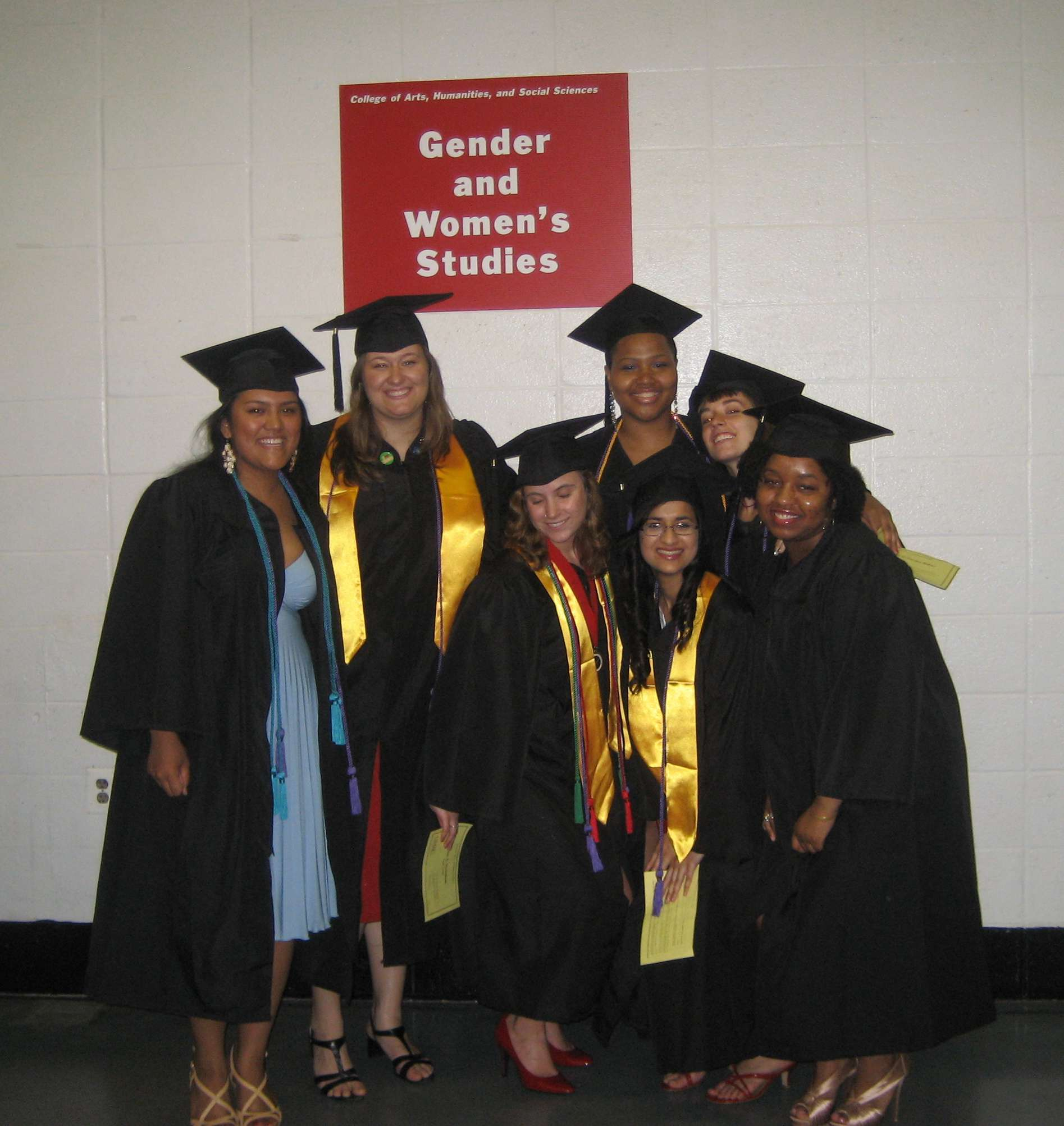 May The 4th Be With You Graduation: Gender, Women's, + Sexuality
